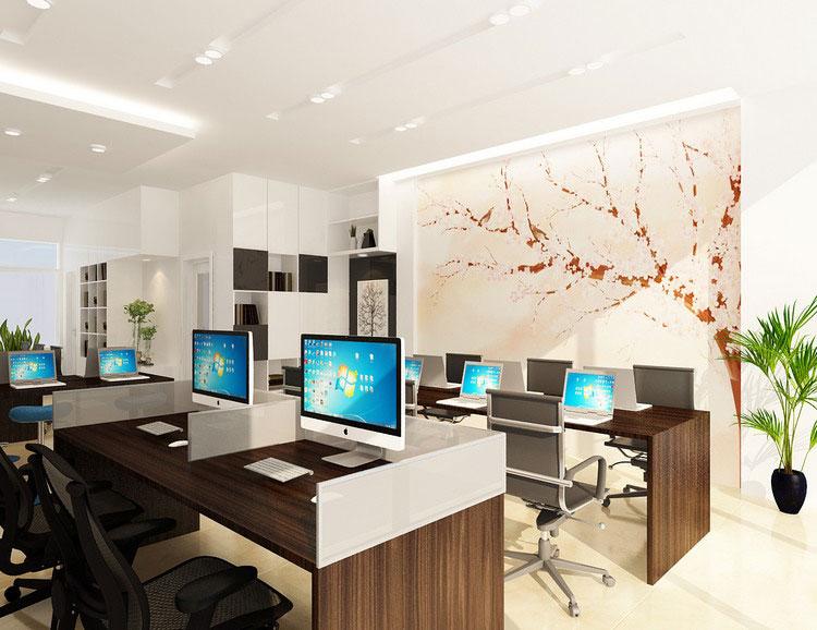 Thiết kế văn phòng đẹp hiện đại tại TPHCM