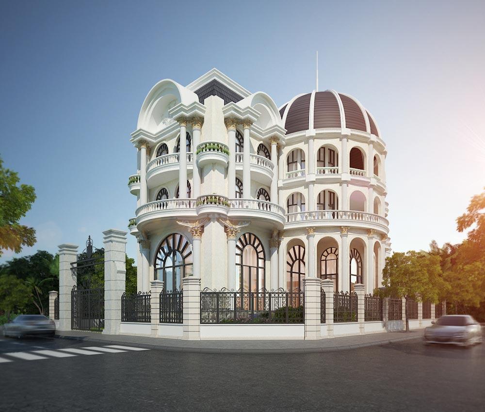 Báo giá thiết kế biệt thự vườn trọn gói
