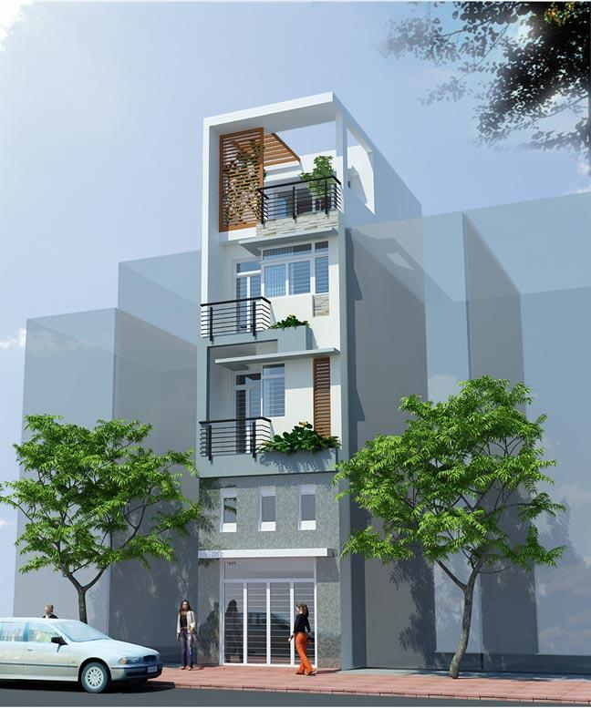 Báo giá thiết kế nhà phố biệt thự trọn gói