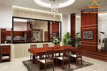 Dịch vụ thiết kế, thi công nội thất nhà đẹp của Công ty thiết kế xây dựng bazan