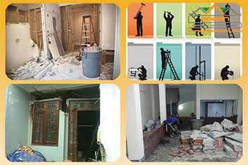 Dịch vụ sửa chữa nhà đẹp của Công ty thiết kế xây dựng bazan