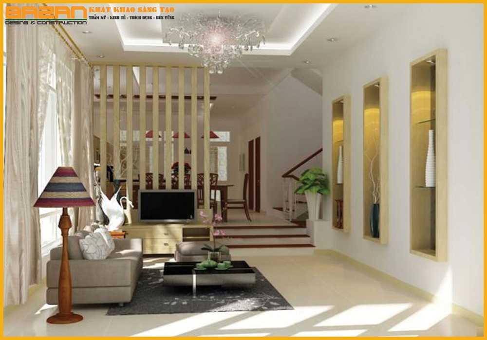 Thiết kế phòng khách đẹp, nội thất phòng khách đẹp